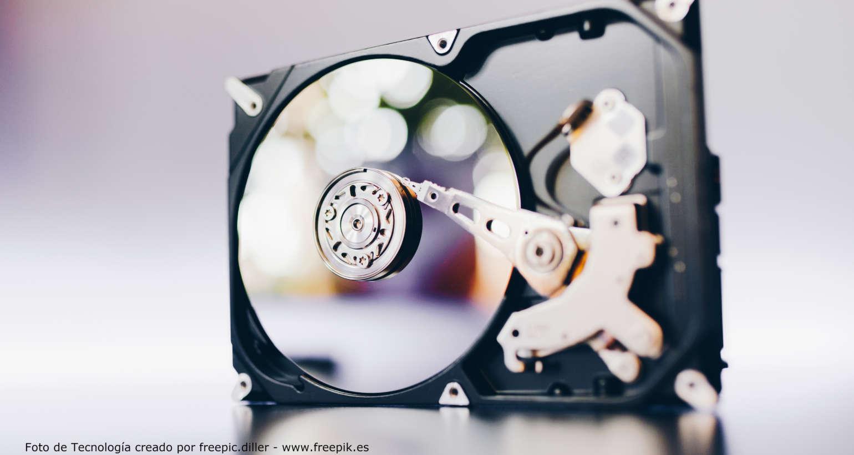 Recuperación de datos del PC